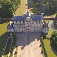 Event venues by Drone-malin