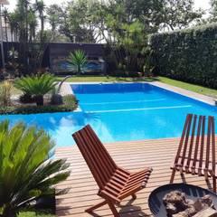 Garden Pool by Afc Piscinas