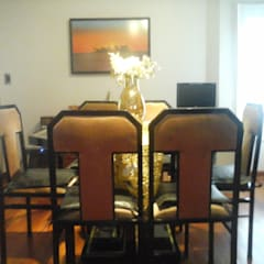 FAMILY HOUSE: Salas multimedia de estilo  por GR Arquitectura,
