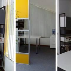 Aurum Consultoría y Mercado: Edificios de oficinas de estilo  por Entropía Arquitectos,
