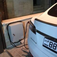 مرآب~ كراج تنفيذ وفا للخدمات الكهربائية المتخصصة