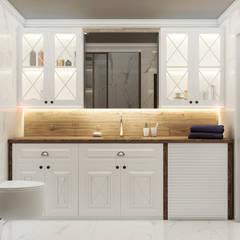 Beta İç Mimarlık – AI Evi:  tarz Banyo