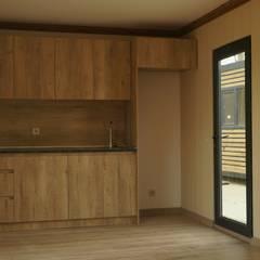 MOVİ evleri – MOVİ 2+1 MOBİL YAŞAM ALANI :  tarz Evler