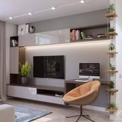 غرفة المعيشة تنفيذ 'INTSTYLE'