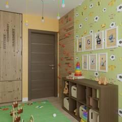 Nursery/kid's room by 'INTSTYLE', Scandinavian
