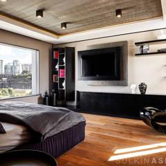 غرف نوم صغيرة تنفيذ Sulkin Askenazi