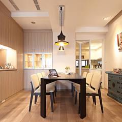 環環相扣:  廚房 by 耀昀創意設計有限公司/Alfonso Ideas