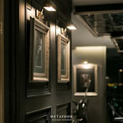 The Dark Night:  กำแพง by Metaphor Design Studio