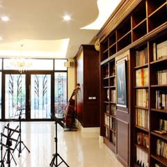 Windows by 台中室內建築師|利程室內外裝飾 LICHENG