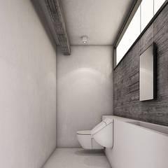 :  ห้องน้ำ by Metaphor Design Studio