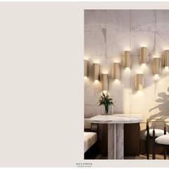 :  ห้องทานข้าว by Metaphor Design Studio