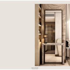 :  ห้องแต่งตัว by Metaphor Design Studio