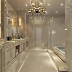 Sia Moore Archıtecture Interıor Desıgn – Majidi Konağı - Erbil / Irak :  tarz Banyo,