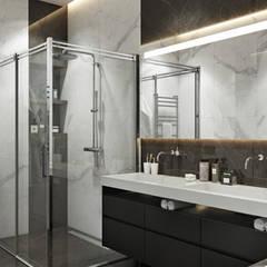 Bathroom by 'INTSTYLE', Scandinavian