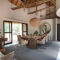 Tshemba Lodge, Hoedspruit:  Hotels by Metaphor Design