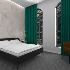 Hotel butikowy: styl , w kategorii Hotele zaprojektowany przez SYME - Pracownia Wnętrz