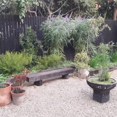 Zen Namaste ! : Jardines zen de estilo  por Garden master limitada, Asiático