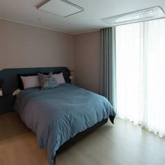 [홈스타일링] 수원 영통 아이파크 캐슬 34py 새아파트 홈스타일링: 홈리에종의  가게