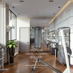 ورزشگاه توسطДизайн-студия элитных интерьеров Анжелики Прудниковой