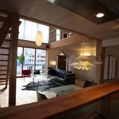 株式会社高野設計工房의  빌트인 주방