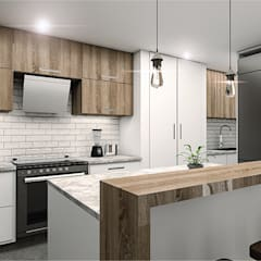 Kitchen units by CODIAN CONSTRUCTORA
