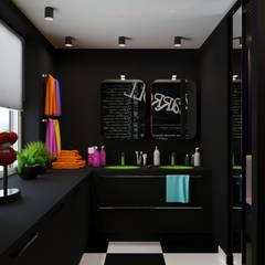 Шкатулка с секретом-2: Ванные комнаты в . Автор – Irina Yakushina,