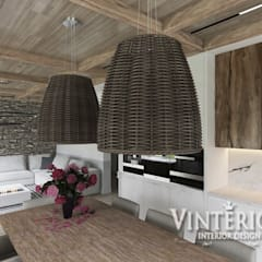 Kitchen units by Vinterior - дизайн интерьера