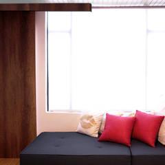 Apartamento 201: Salas de estilo  por TikTAK ARQUITECTOS