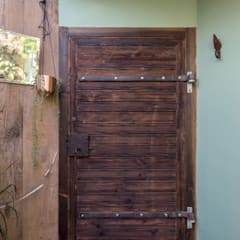 Wooden doors by Brandler London,