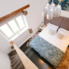 Mill Barn, Cardinham:  Bedroom by Perfect Stays