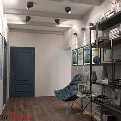 Corridor & hallway by Дизайн студія 'Porta Rossa',