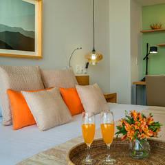 Andrea Loya:  tarz Yatak Odası