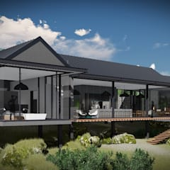 House Voet:  Houses by Juan Pretorius Architecture PTY LTD