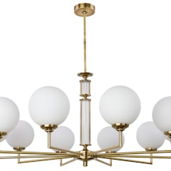 Artu Glass Collection Designer Lamp Luxury Chandeliers Glass Lamp Shades Brass Lighting:  Stairs by Luxury Chandelier