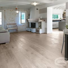 Suelos de estilo  por Cadorin Group Srl - Top Quality Wood Flooring, Rural