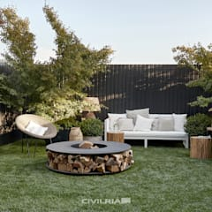 Garden by CIVILRIA, Rustic