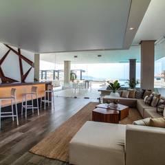 Areas Comunes Condominio Loft 268: Electrónica de estilo  por DECO Designers