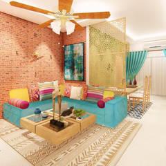 الممر والمدخل تنفيذ Aikaa Designs,