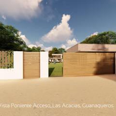 Bungalows by Territorio Arquitectura y Construccion - La Serena