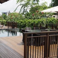 Pool by Mode Architects Sdn Bhd,