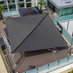 Sonnensegel - elektrisch aufrollbar | Terrasse| Sammlung:  Terrasse von Pina GmbH - Sonnensegel Design