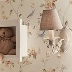 غرف الرضع تنفيذ Botelho e Friche arquitetura