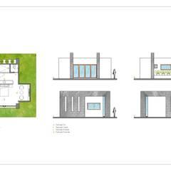 Bungalow by Rios Serna Arquitectos