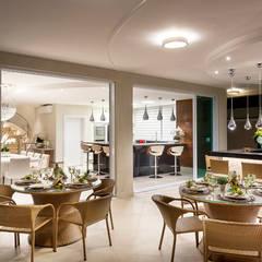 Casa Antúrio Garagens e edículas modernas por Arquiteto Aquiles Nícolas Kílaris Moderno