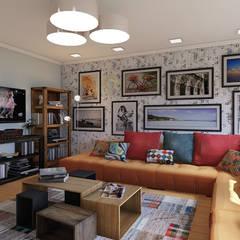 فنادق تنفيذ Carla Ramalho - arquitetura e design de interiores,