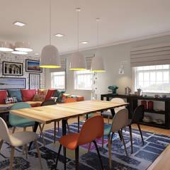فنادق تنفيذ Carla Ramalho - arquitetura e design de interiores