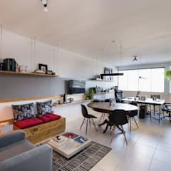 Commercial Spaces by Okla Arquitetura