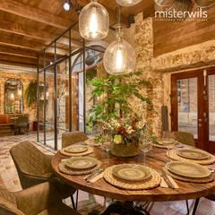 قبو النبيذ تنفيذ MisterWils - Decoración Vintage