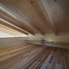 富高の家: ai建築アトリエが手掛けた子供部屋です。