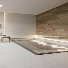Дизайн - Центрが手掛けたプール